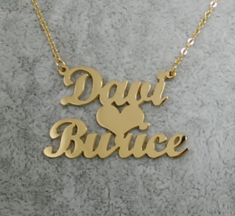 67ec49ec96508 Personalized Stainless Steel Double Name Necklace